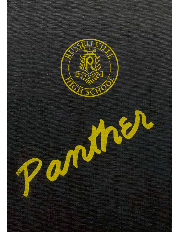 Russellville High School Yearbook, 1973, small.pdf