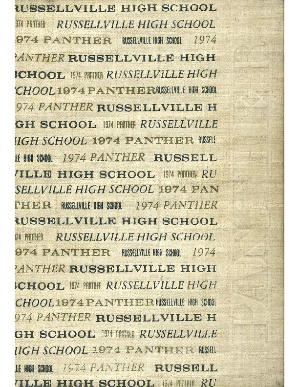 Russellville High School Yearbook, 1974, small.pdf