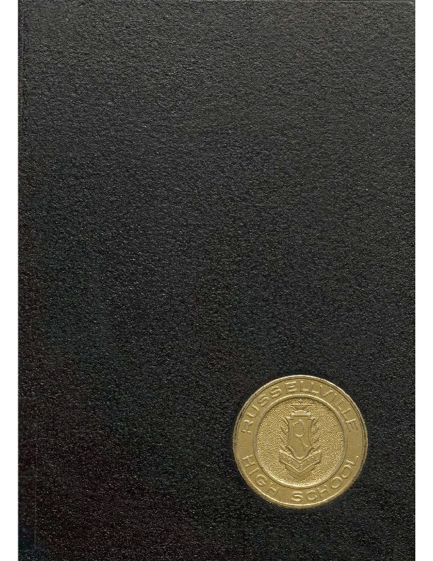 Russellville High School Yearbook, 1968, small.pdf