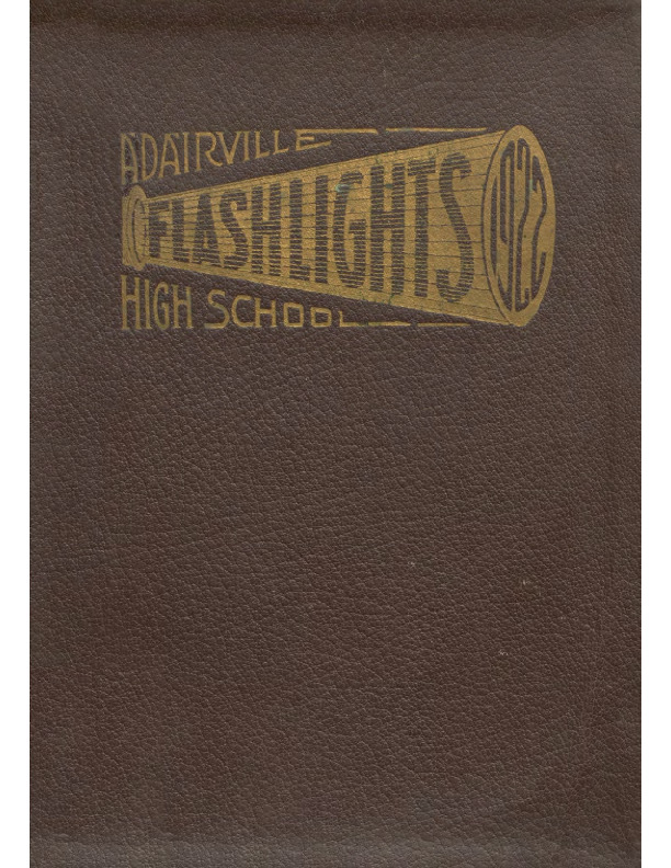 Adairville Yearbook, 1922, small.pdf