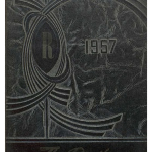 Russellville High School Yearbook, 1957, small.pdf