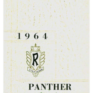 Russellville High School Yearbook, 1964, small.pdf